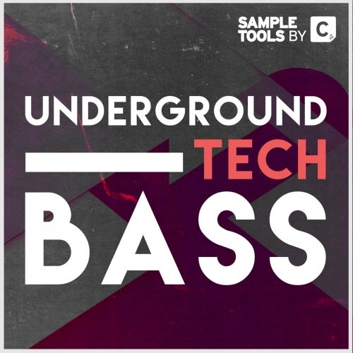 Cr2 Records Underground Tech Bass WAV MiDi