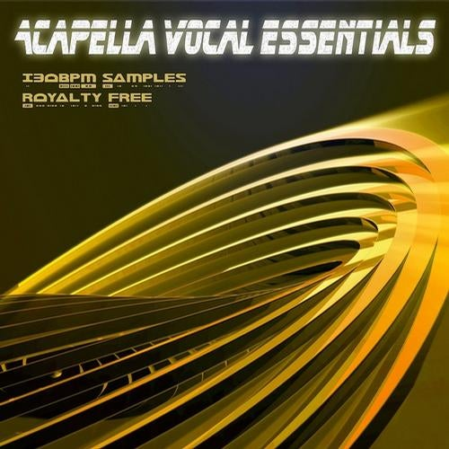 Acapella Vocal Essentials - Royalty Free 130BPM Samples