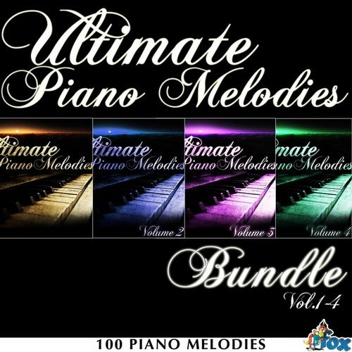 Ultimate Piano Melodies Bundle [Fox Samples]
