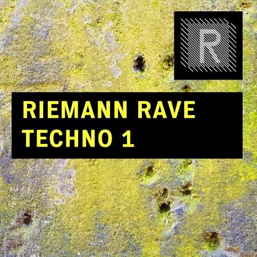 Riemann Rave Techno 1 [Riemann Kollektion]