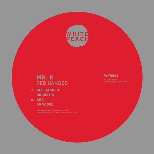 Mr.K - Red Handed EP