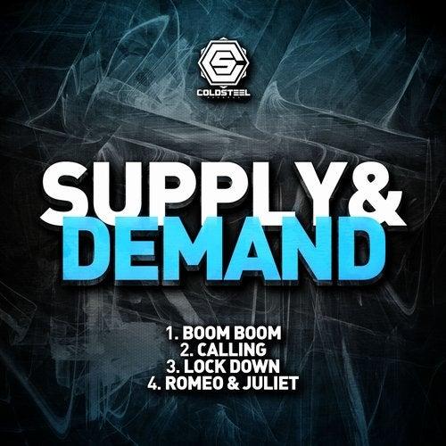 Supply & Demand - Sonic Soul [EP] 2017