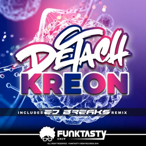 Detach - Kreon [EP] 2018