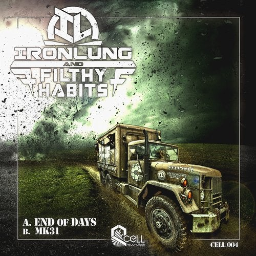 Filthy Habits & Ironlung - End Of Days 2019 [EP]