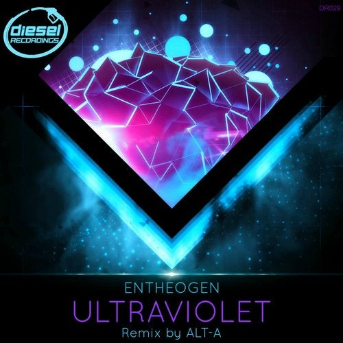 Entheogen - Ultraviolet (EP) 2018