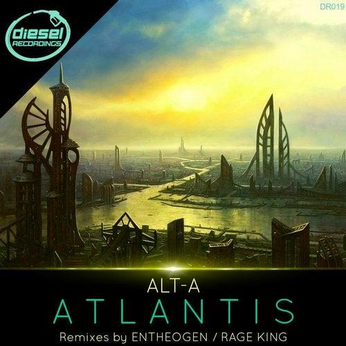 Alt-A - Atlantis 2018 [EP]