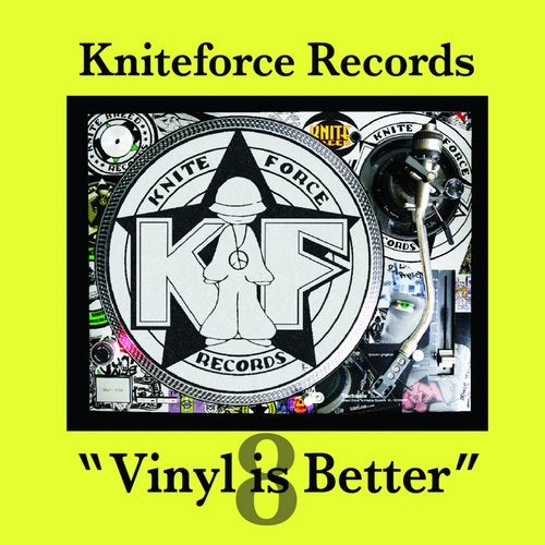 VA — Vinyl Is Better Vol. 8 [KFCD32]