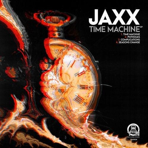 JAXX - Time Machine (EP) 2018