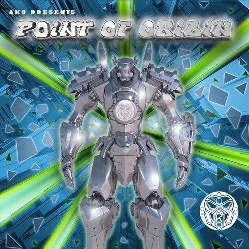 AKO Beatz Presents Point Of Origin (LP) 2018