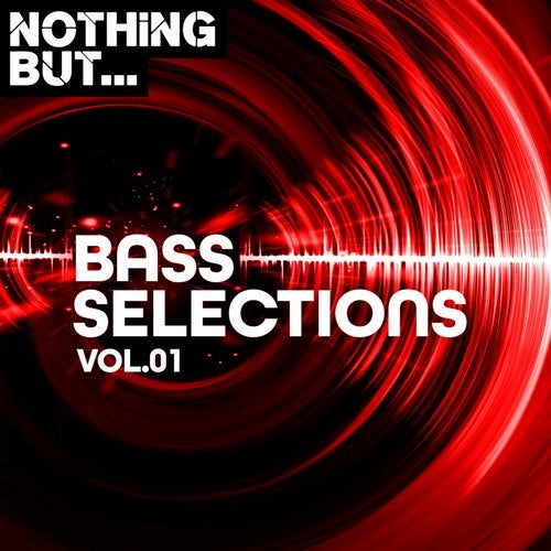 VA - NOTHING BUT BASS SELECTIONS VOL 01 2019 [LP]