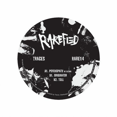 Traces - Psychopath EP
