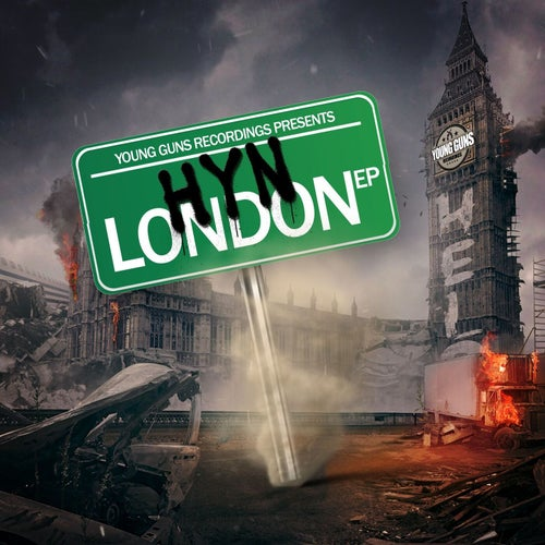 Download Hyn - London EP (YGUNS0054) mp3