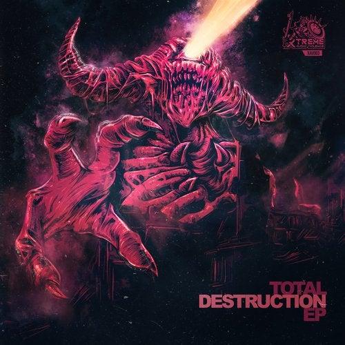 VA - TOTAL DESTRUCTION 2019 (EP)