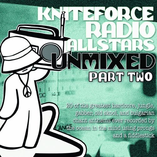VA — Kniteforce Radio All Stars Vol. 2 [KFCD34]