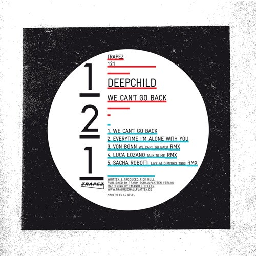 Everytime Im Alone With You Original Mix By Deepchild On Beatport