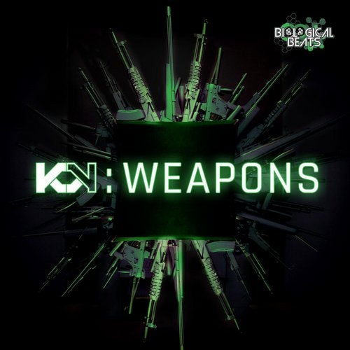 KY - Weapons / Badman Test 2019 [EP]