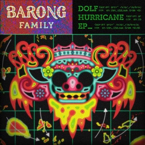 DOLF - Hurricane [EP] 2018