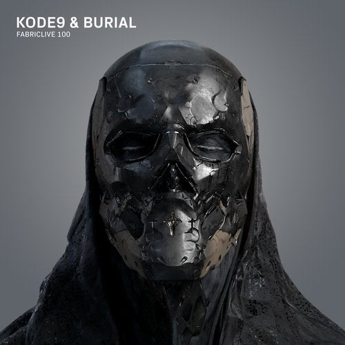 BURIAL & KODE9 - FABRICLIVE 100 (LP) 2018