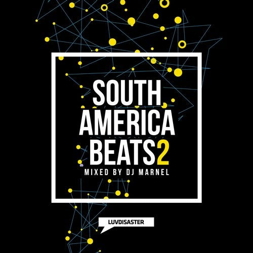 VA — SOUTH AMERICA BEATS VOL. 2 BY DJ MARNEL (LP) 2018