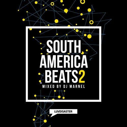 VA — SOUTH AMERICA BEATS VOL  2 BY DJ MARNEL (LP) 2018