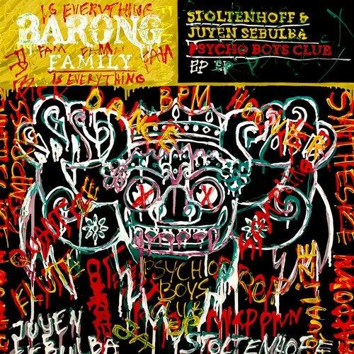 Stoltenhoff, Juyen Sebulba - Psycho Boys Club 2018 [EP]