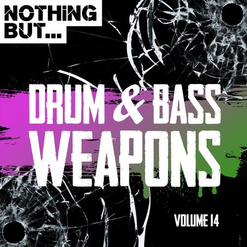 VA - NOTHING BUT... DRUM & BASS WEAPONS, VOL. 14 LP 2019