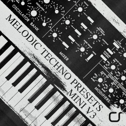 Melodic Techno Presets Mini V3 [Cognition Strings]