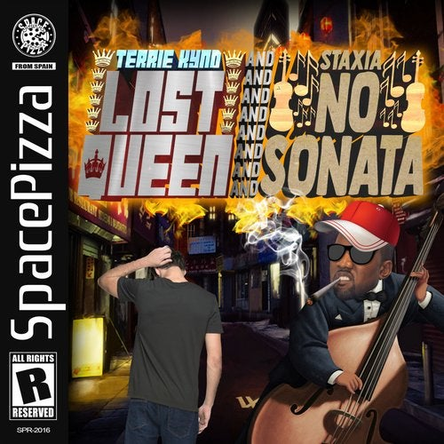 Staxia, Terrie Kynd - Lost Queen Vs No Sonata (EP) 2019