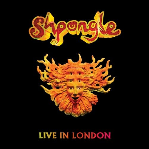 Shpongle - Live In London 2013 (LP) 2019