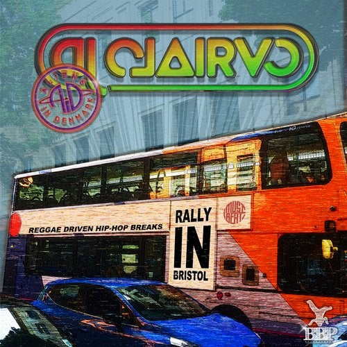 DJ Clairvo - Rally In Bristol (EP) 2019