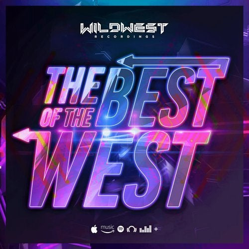 VA - THE BEST OF THE WEST (WILD WEST) (LP) 2019