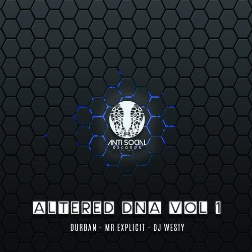DJ Westy — Altered D.N.A Vol 1 (EP) 2018