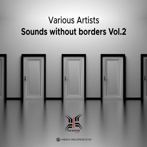 VA - SOUNDS WITHOUT BORDER, VOL.2 (EP) 2019