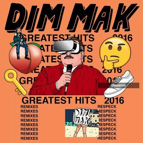 VA - Dim Mak Greatest Hits 2016 Remixes 2017 [LP]