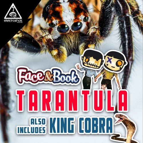 Face & Book - Tarantula (EP) 2019
