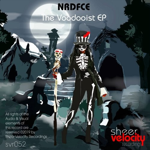 Nrdfce - The Voodooist (EP) 2019