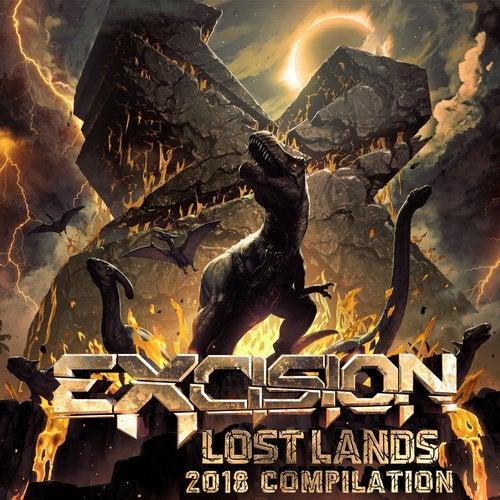 EXCISION - LOST LANDS 2018 COMPILATION 2018 [LP]