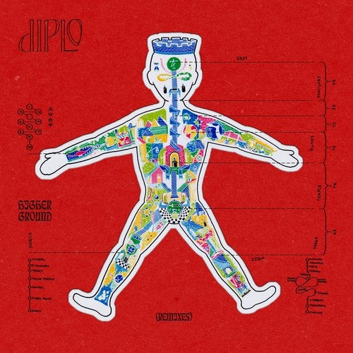 Diplo - Higher Ground (Remixes) [EP] 2019