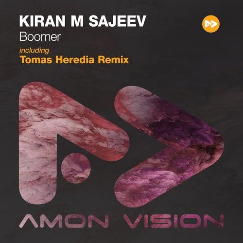 Kiran M Sajeev - Boomer (Extended Mix)[Amon Vision]