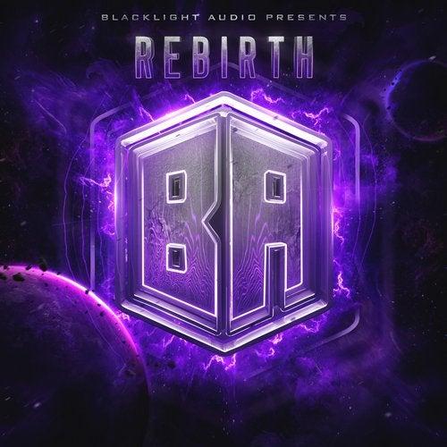 VA - BLACKLIGHT AUDIO REBIRTH [LP] 2019