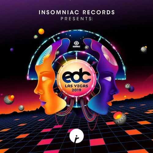VA - Insomniac Records Presents EDC Las Vegas 2019 [LP]