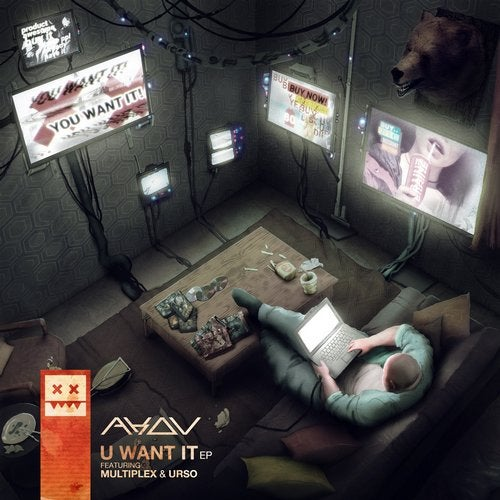 AKOV - U Want It 2019 (EP)
