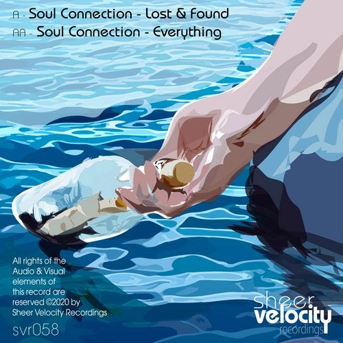 Soul Connection - Lost And Found / Everything EP