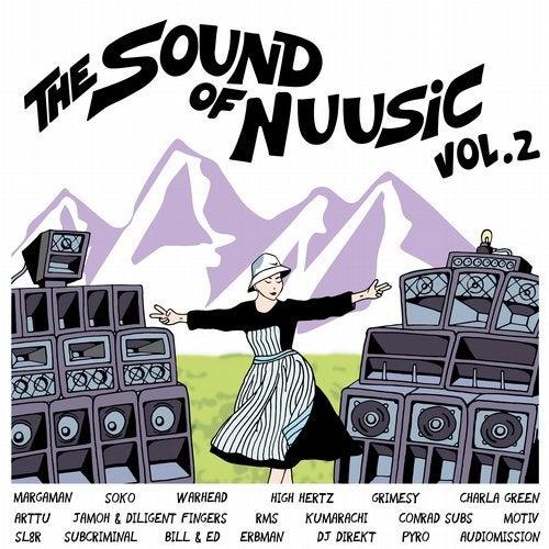 VA - THE SOUND OF NUUSIC VOL 2 (LP) 2019
