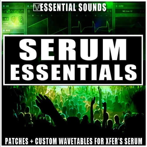 Serum Essentials [Essential Sounds]