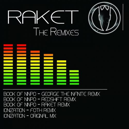 Raket - The Remixes (EP) 2018