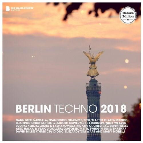 Berlin Techno 2018 Continuous DJ Mix By Rave Sickness On Beatport