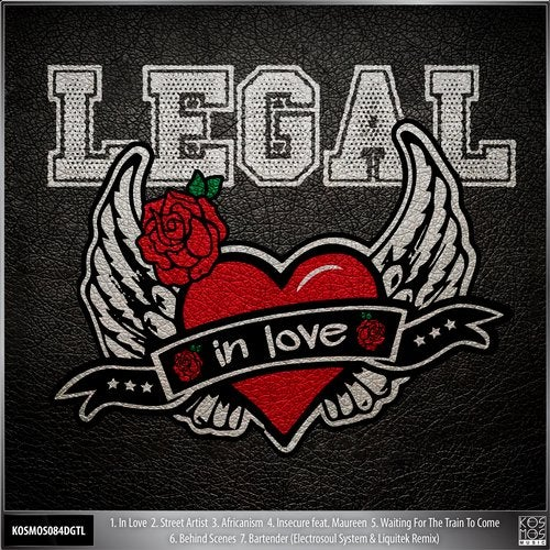 Legal - In Love 2018 [EP]