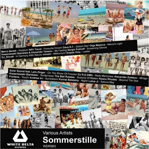 CHILLOUT - Various Artists - Sommerstille - WDR063 Cfce631e-4255-493f-ad88-2d37a4cd7fc5