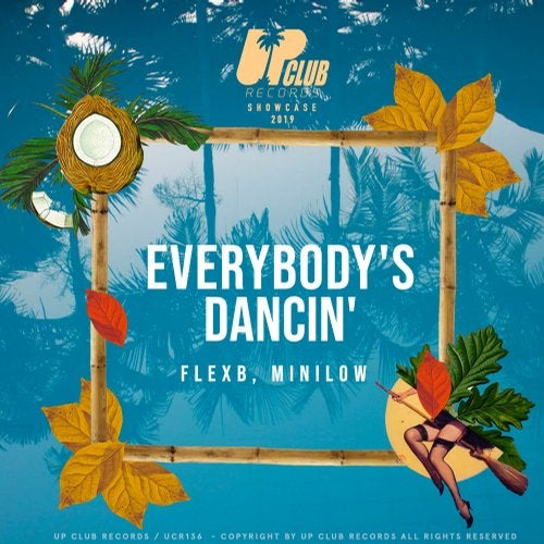 Flexb, Minilow - Everybody's Dancin' (Extended Mix) [2019]